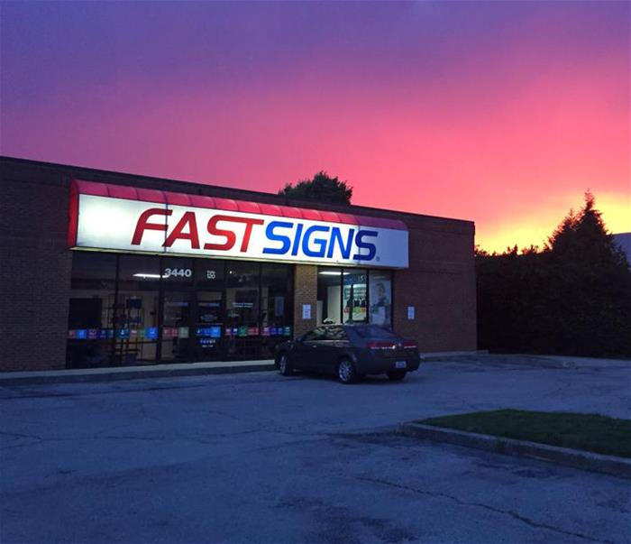 FASTSIGNS Lexington