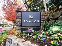 Avalon Monument Sign