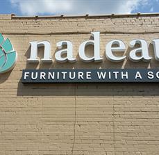 Nadeau Channel Letters