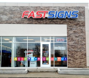 FASTSIGNS of Ann Arbor Michigan
