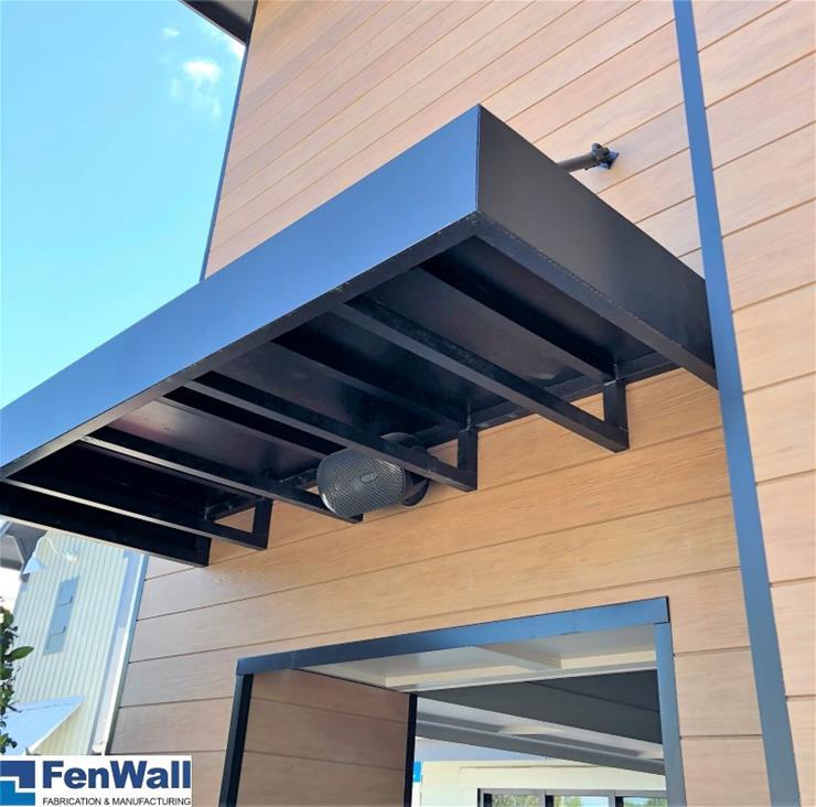 FenWall Econo Canopy