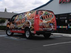 Vehicle Graphics, Vehicle Wrap