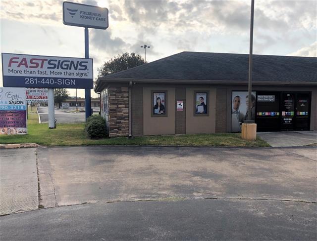 FASTSIGNS of Houston, TX - Cypress Station