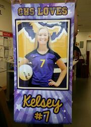High School Banner