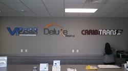 Shipping Company Office Wall Sign