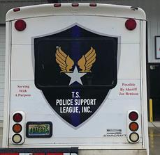University of Alabama Vehicle Graphics