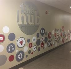 The Hub Dimensional Letters