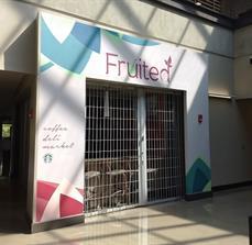 Aramark Fruited Entrance