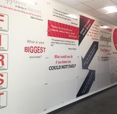 Brose Acrylic Wall Display