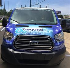 Beyond H20 Front Wrap