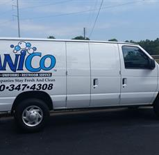 SANICO Vehicle Wrap