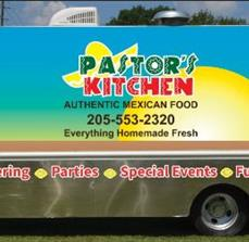 Pastor's Kitchen Mexican Food Truck