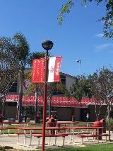 FASTSIGNS_Oxnard_Pole_Banners_Hueneme_High_School