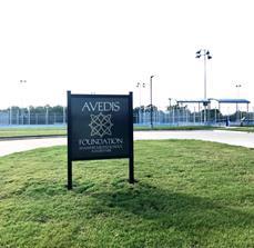 Post & Panel Avedis Foundation Shawnee Middle School
