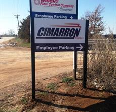 Cimarron Energy Post & Panel