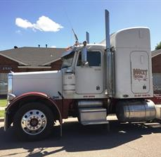 Doucet Trucking vehicle Graphics