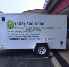 Vehicle Trailer Graphics