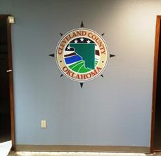 Cleveland County Wall Graphics