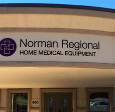 Norman Regional Home Medical Equipment