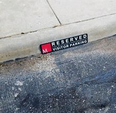 Parking Marker