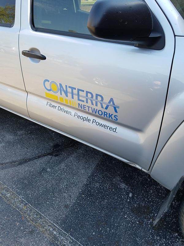 Conterra Vehicle Graphics