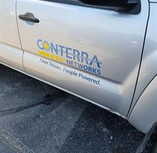 Conterra Vehicle Graphics