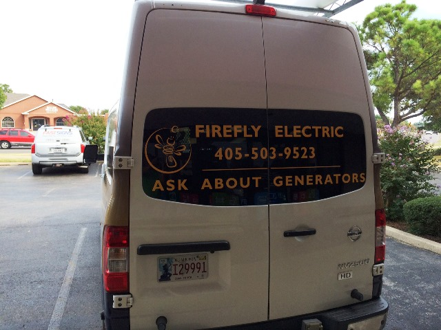 Firefly Electric Vehicle Graphics