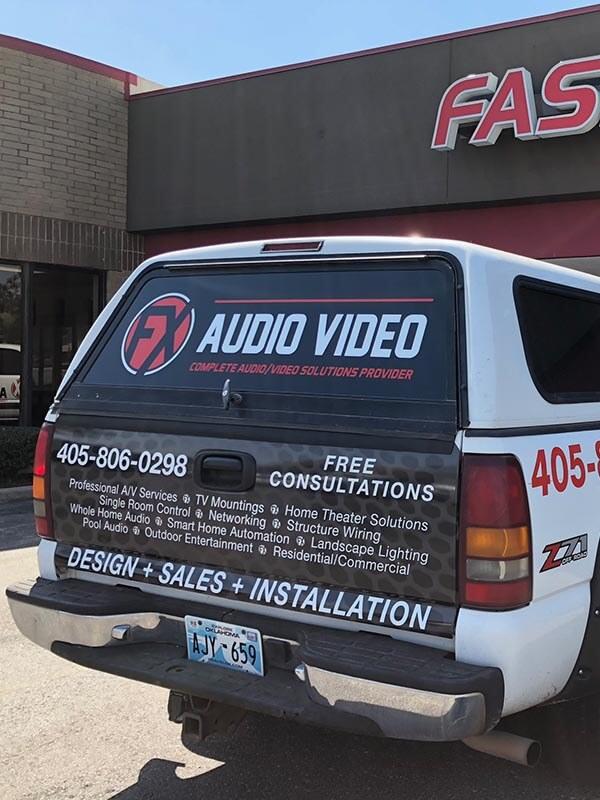 FX Audio Vehicle Graphics