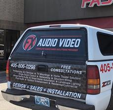 FX Audio Vehicle Graphics