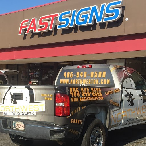 Northwest Building Supply Vehicle Wrap