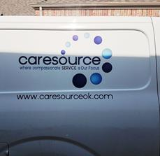 Van Vehicle Graphics