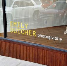 Branded Window Logo Graphic
