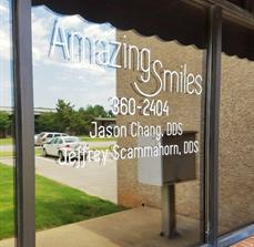 Dental Window Graphics