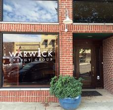 Warwick Energy Window Graphic