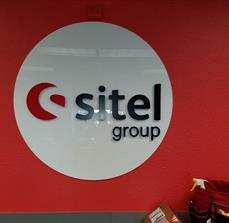 Sitel Group Wall Sign