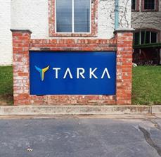 TARKA Monument Sign