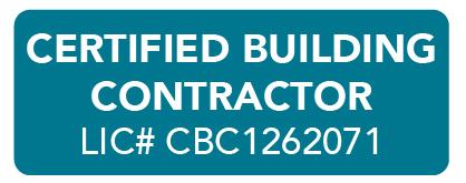 Certified Building Contractor