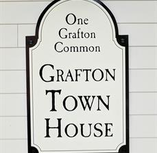 Custom Shaped Building Sign