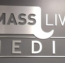 Mass Live's Brush Aluminum Dimensional Letters