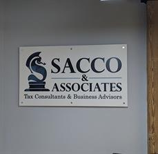 Sacco & Associates Dimensional Lettering