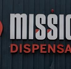 Mission Georgetown Store Front LED Channel Letters