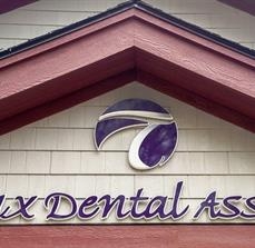 Dimensional Acrylic Lettering