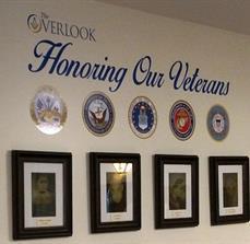 Veterans Wall Mural