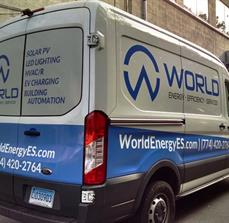 Custom Company Vehicle Graphics
