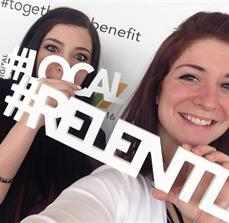 Digital Growth Summit Selfie Props
