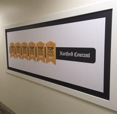 Hartford Courant Sign