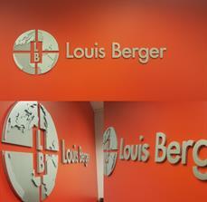 Louis Berger Dimensional Letters