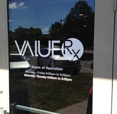 ValueRX Pharmacy Business Hour Logo