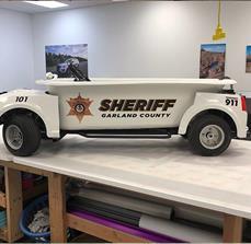 Model Truck Graphics