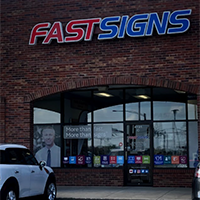 FASTSIGNS St Peters Center Front